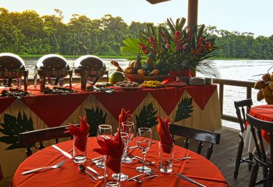Restaurante Evergreen Lodge