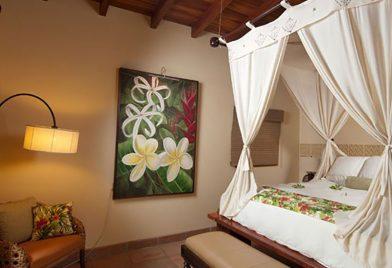 Hotel Flor Blanca habitación
