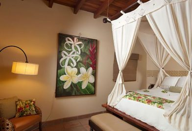 Flor Blanca Hotel room