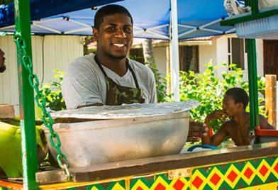 Tour de Comida & Cultura Caribeña