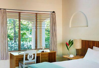 Hotel Harmony room