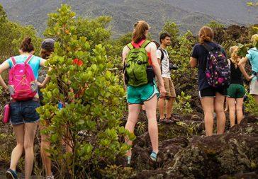 Caminata al Volcan Arenal