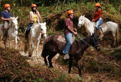 Hike and Horseback