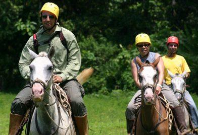 Horseback Riding In Sarapiqui
