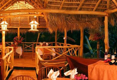 Hotel Jardin del Eden restaurant