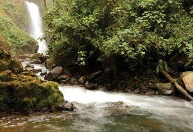 Jardines Cataratas de La Paz