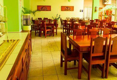 Hotel Las Colinas restaurant