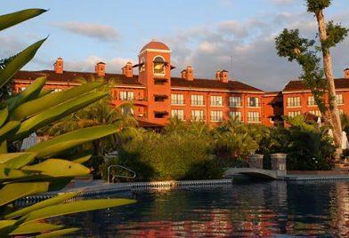 Hotel Los Sueños Marriott