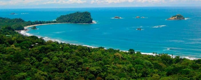 Best beaches in Costa Rica in the Top 50 list of FlightNetwork for 2019