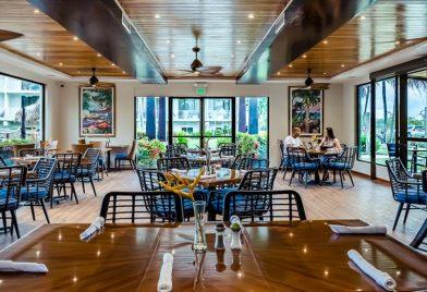 Margaritaville Hotel restaurant