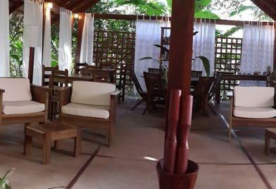 Namuwoki lounge area