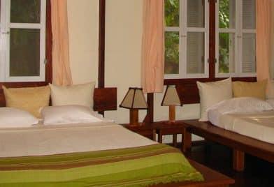 Namuwoki Lodge room