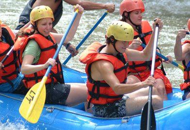 Rafting Rio Pacuare
