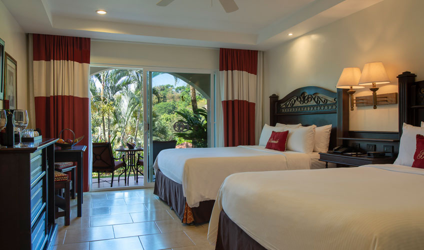"Garden rooms Parador Resort And Spa"""