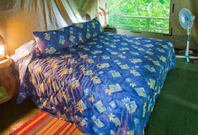 Pozo Azul Tent rooms