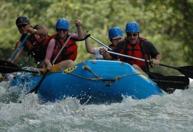 Savegre River Rafting desde Manuel Antonio
