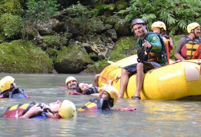 Rápidos del Río Pacuare