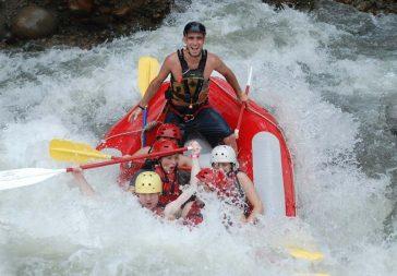 Rafting Río Toro Class 3-4