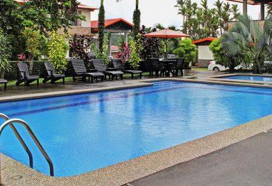 Hotel San Bosco piscina