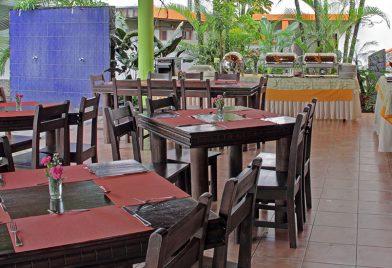 Hotel San Bosco restaurante