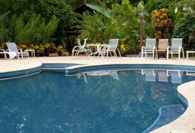 Selva Verde pool