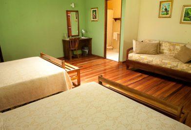 Selva Verde room