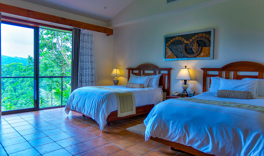 Tabacon Two – Bedroom Suite