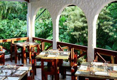 Restaurante Hotel Tabacón