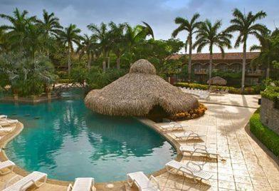 Tamarindo Diria hotel room