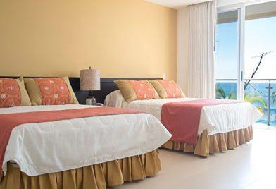 Tango Mar Hotel room