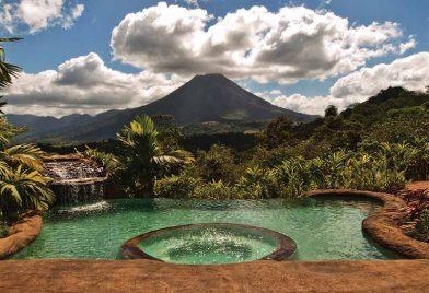 Hotel The Springs Resort aguas termales
