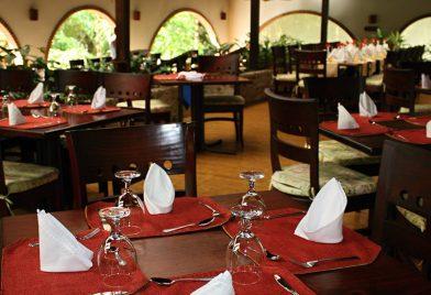 Hotel Tilajari restaurante