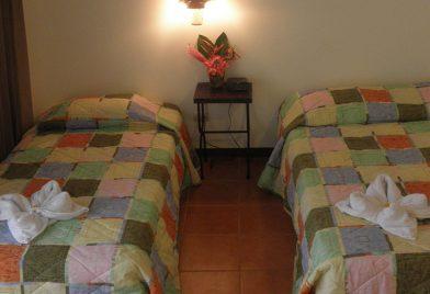 Hotel La Tirimbina room