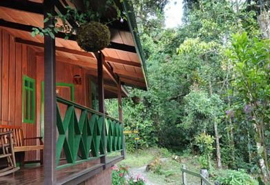 Trogon Lodge