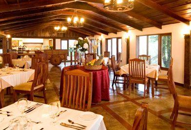 Hotel Villa Blanca restaurante