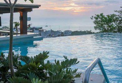 Hotel Wyndham Tamarindo pool